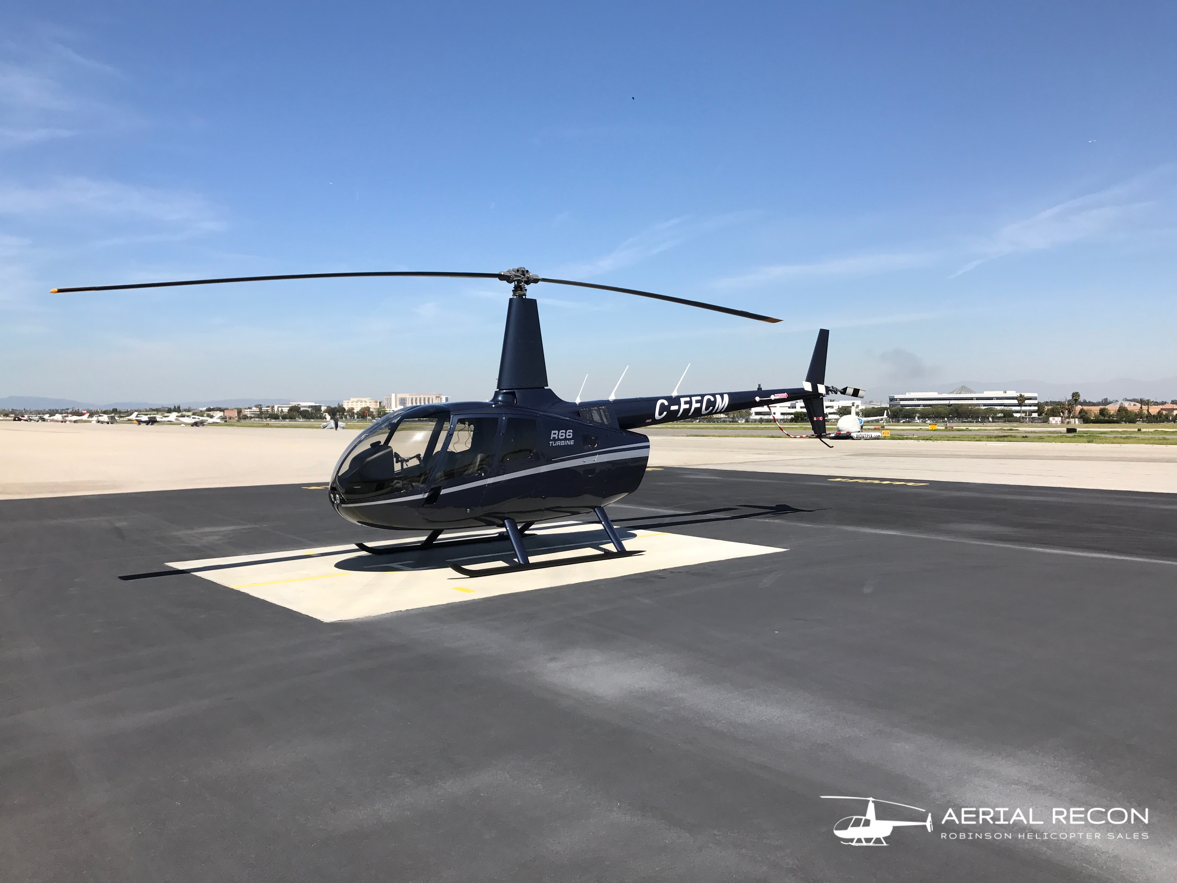 R66 Robinson Helicopter : Aerial Recon Ltd | Robinson Helicopter Dealer