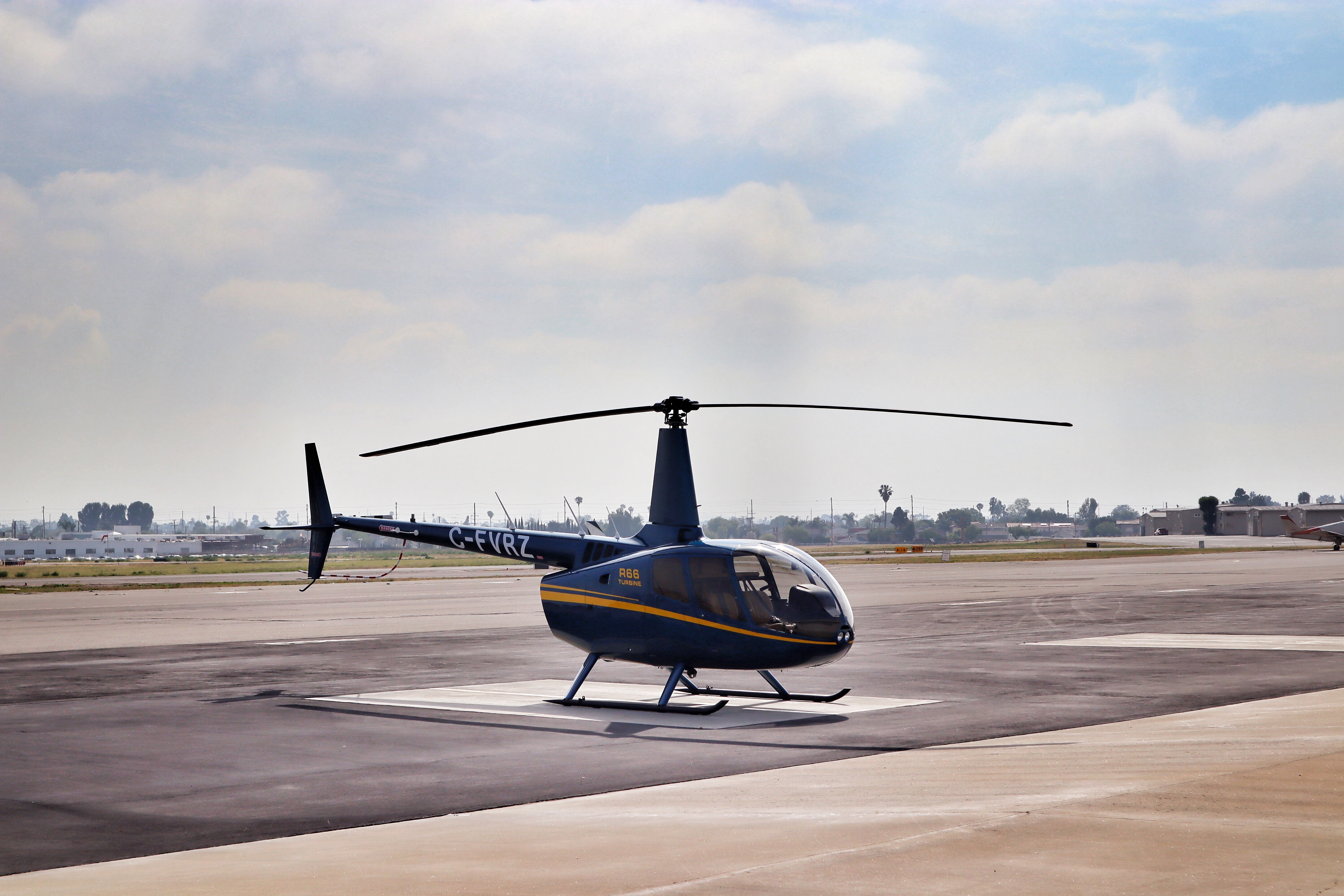 R66 C-FVRZ SOLD : Aerial Recon Ltd | Robinson Helicopter Dealer